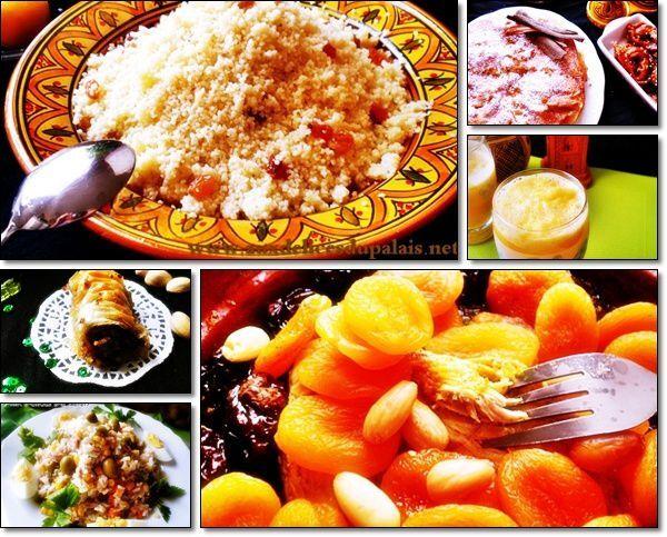 Table de ftour ramadan 2014