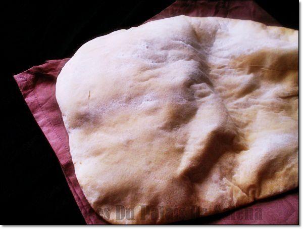 pain turc pour kebab