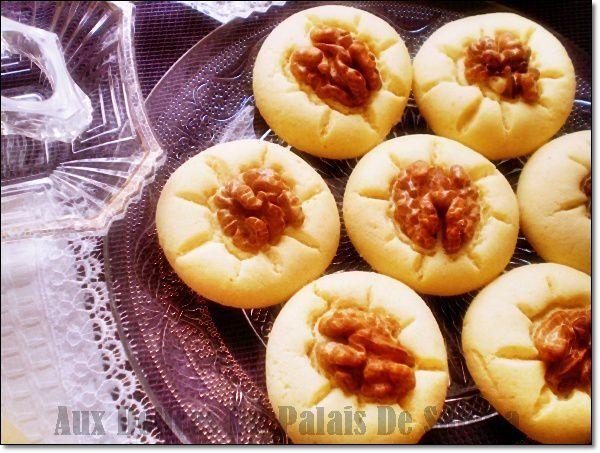 Gâteau algérien sec facile & rapide