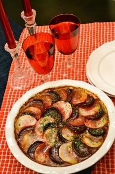 【シェパーズパイ】イギリスの伝統料理 ポテトとビーツでカラフルに!