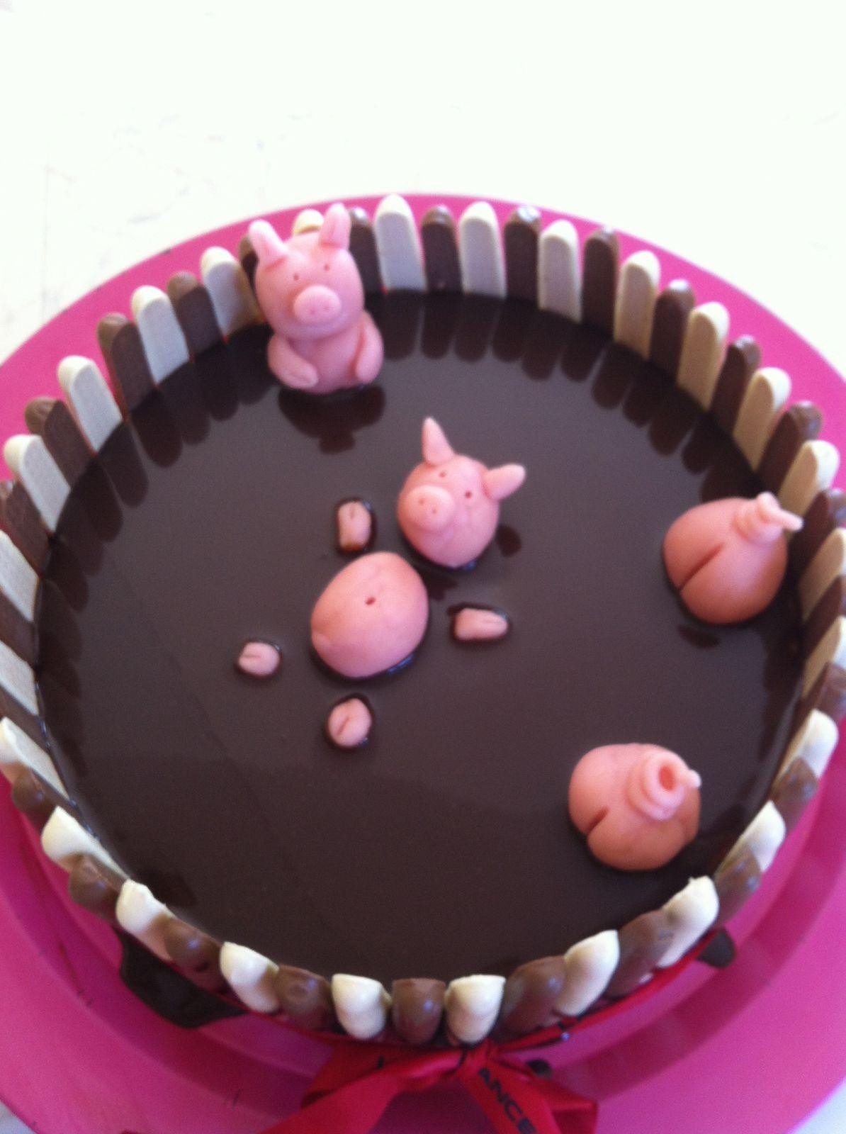 gâteau bain de cochon (thermomix)