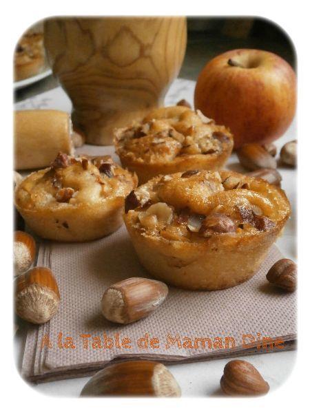 Moelleux à la pomme & noisette sans gluten