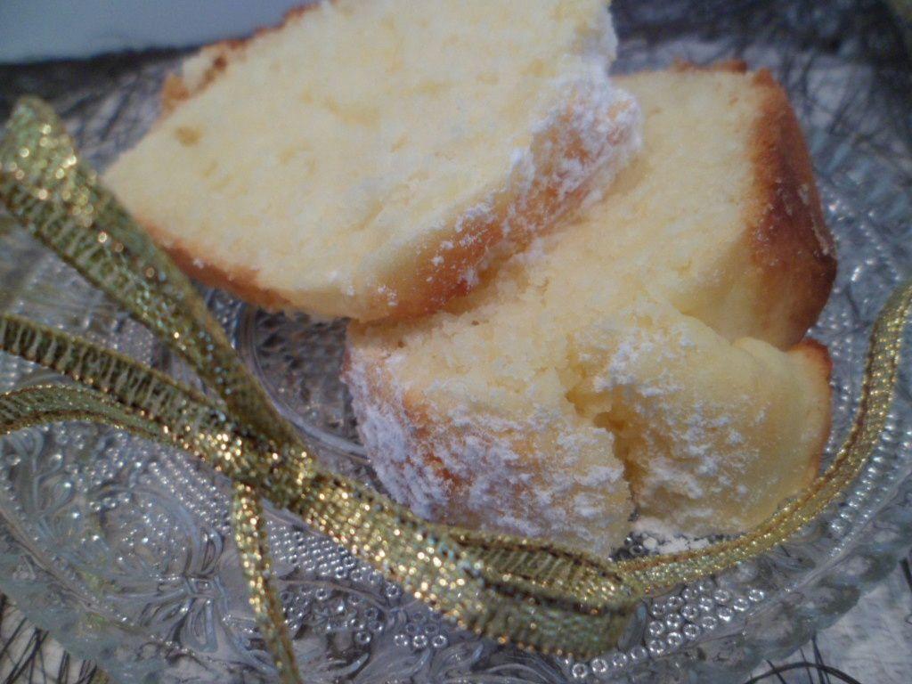 gâteau fondant aux petits suisses