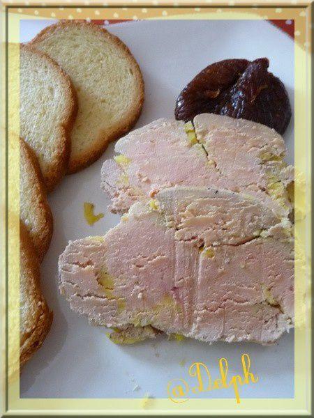 Foie gras de canard thermomix.