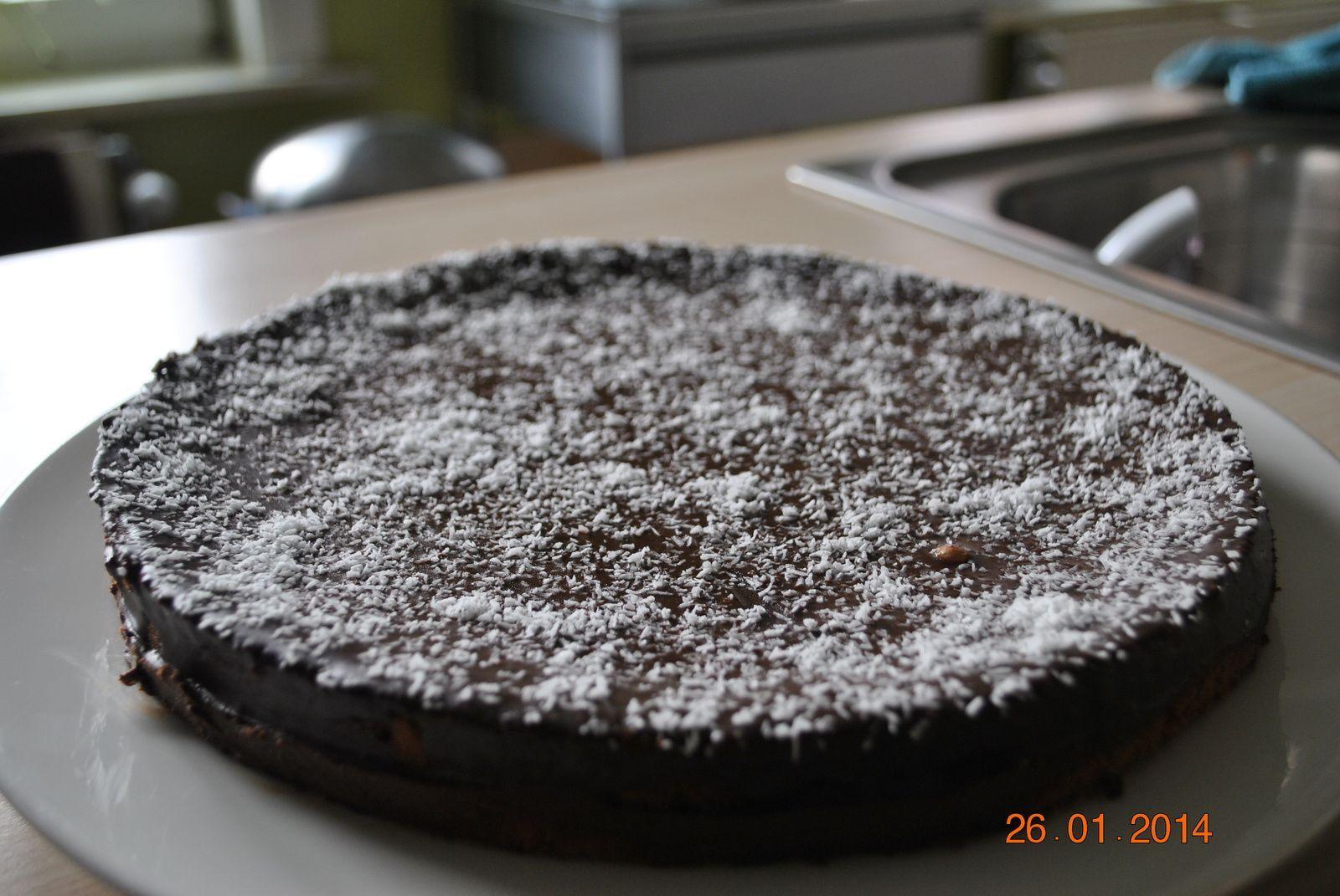 Gâteau au chocolat, le meilleur(2)