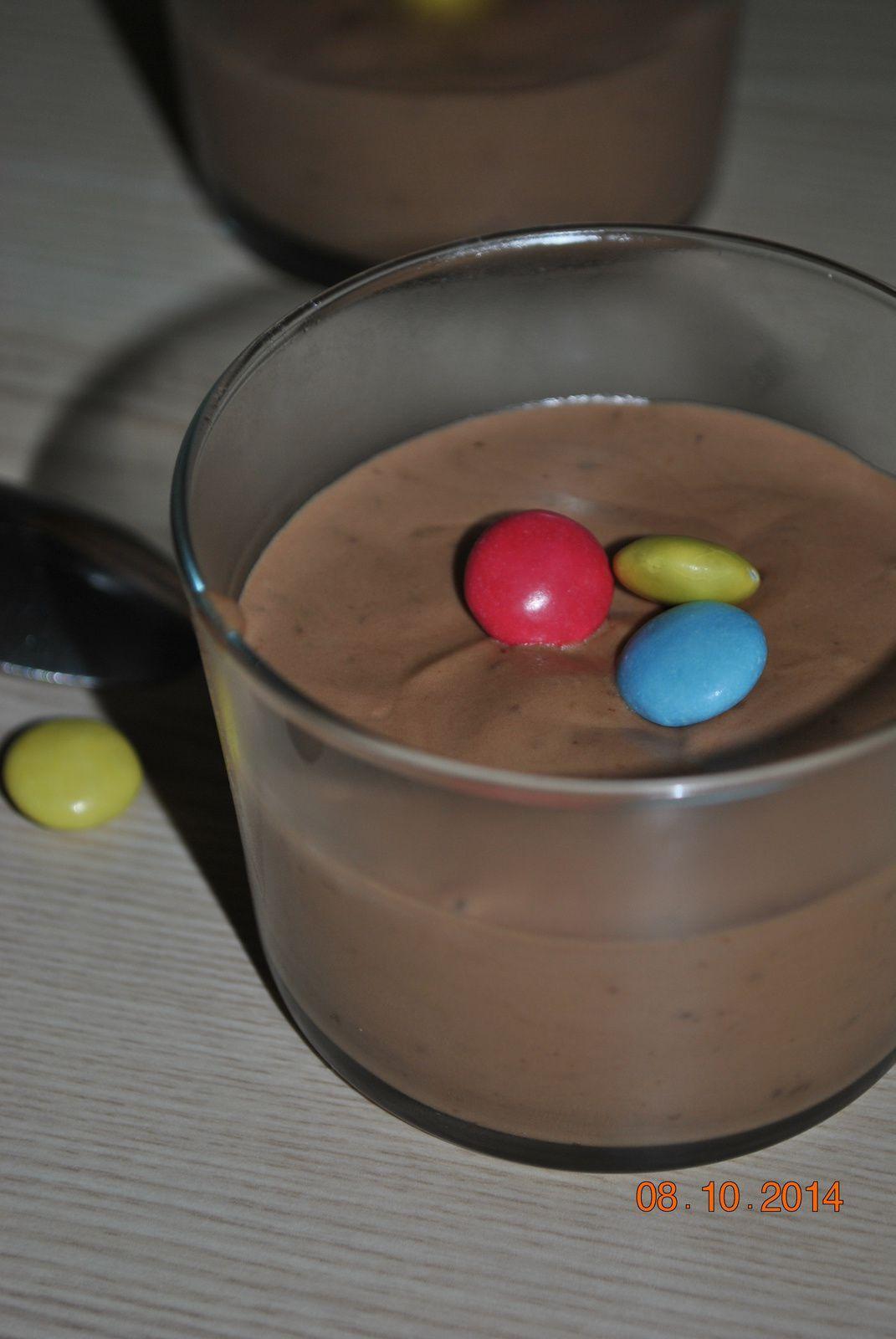 La mousse au chocolat de Cyril Lignac