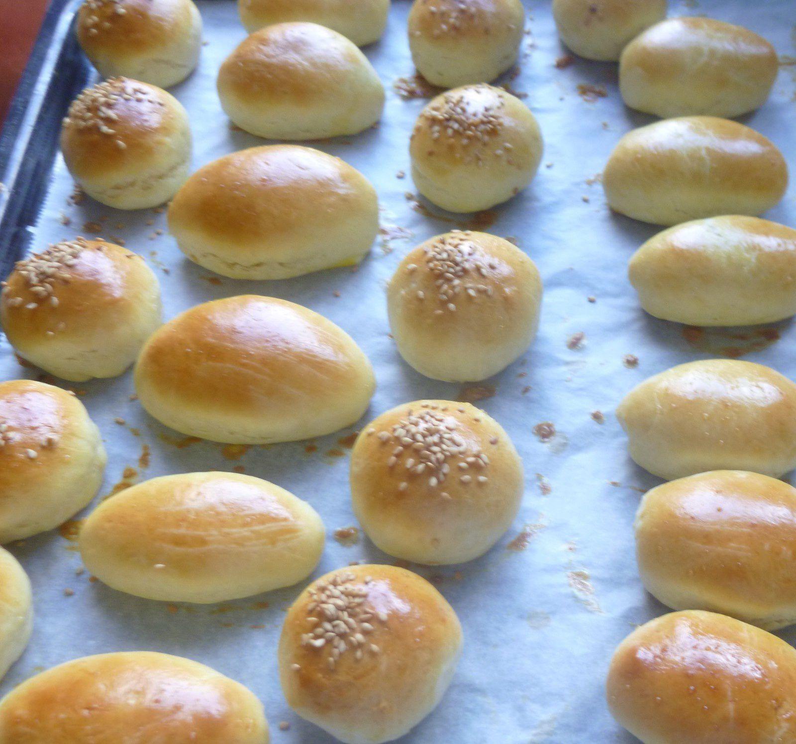 petites navettes ou façon mini-hamburgers pour apéro dinatoire
