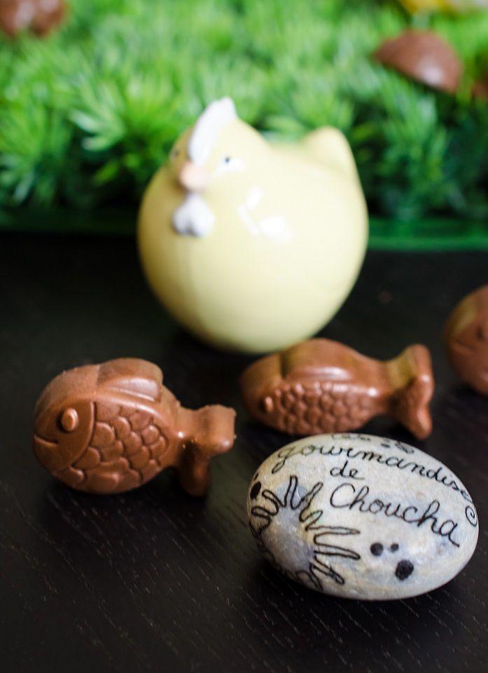 Chocolats de Pâques express : faciles, hyper rapides et délicieux!!!!!