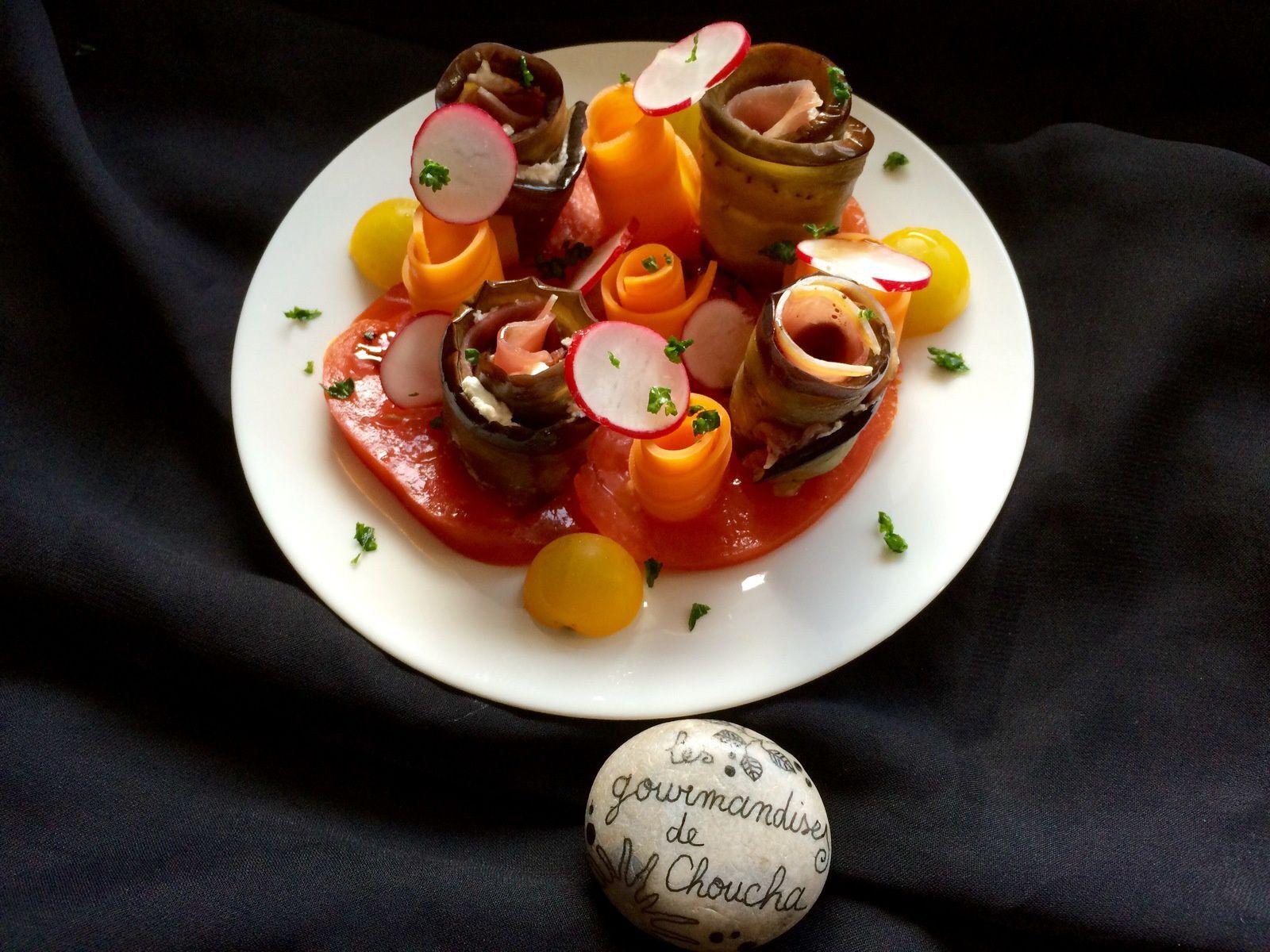 Le printemps tout en couleurs s'invite dans l'assiette...