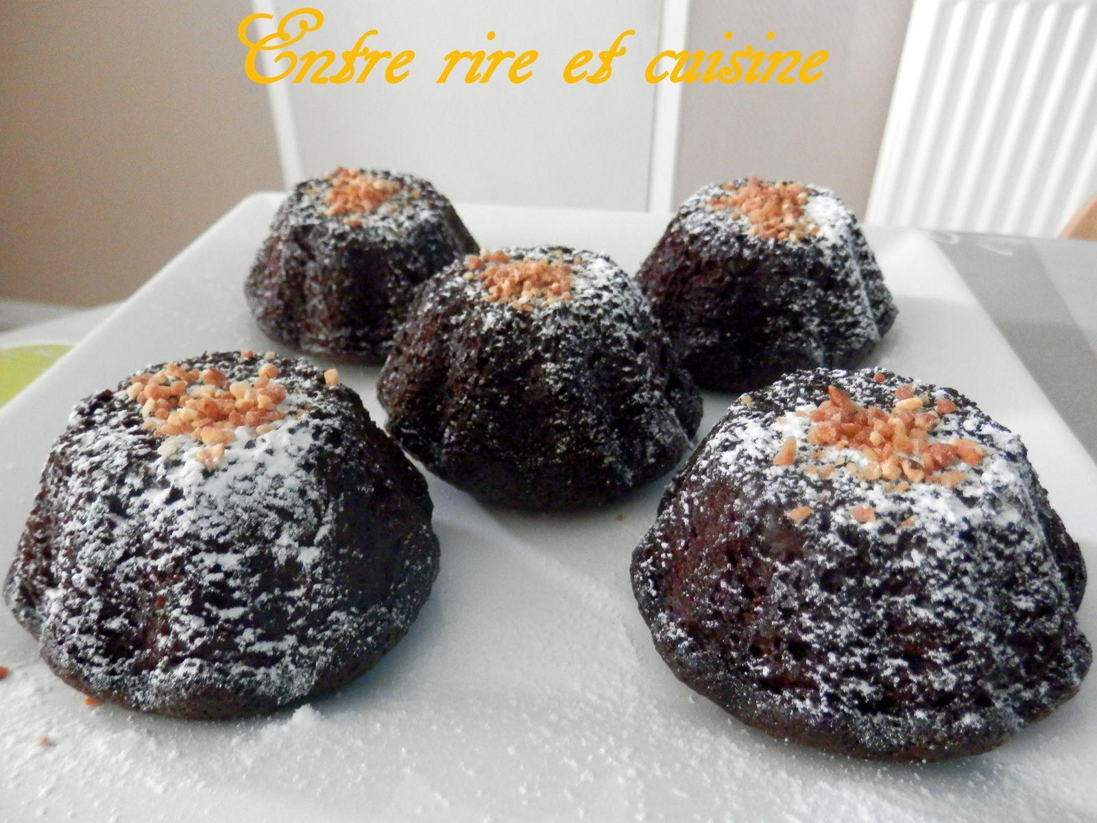Gâteau au chocolat en poudre (facile et rapide)