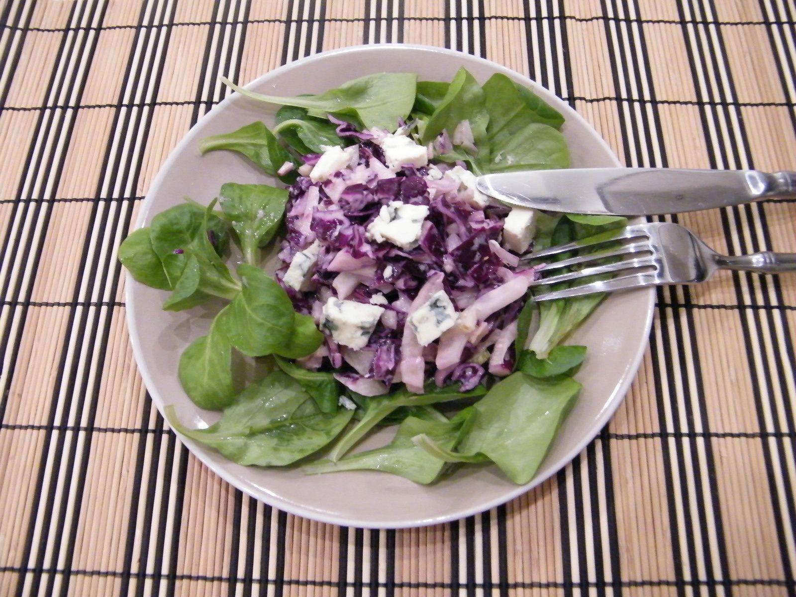 Une petite salade de saison