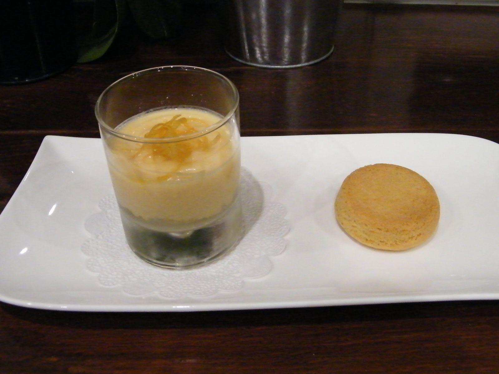 Un dessert jaune contre l'endométriose