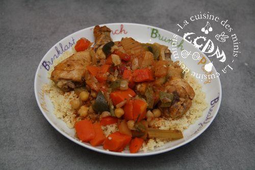 Couscous  - Cookéo
