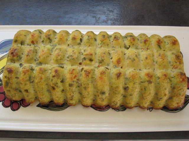 Terrine légère de légumes au thon