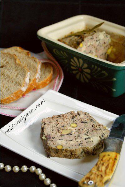 Terrine Forestière au Canard et Foie gras parue dans le dernier Yummy Magazine