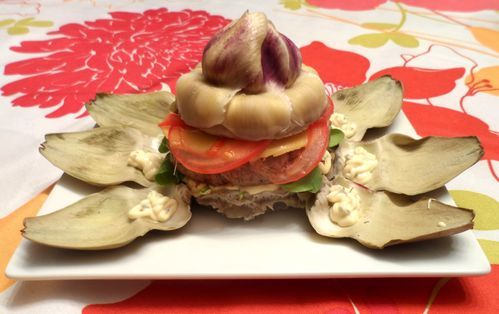 Burger party avec Arti-Show et Hambur-Chaut