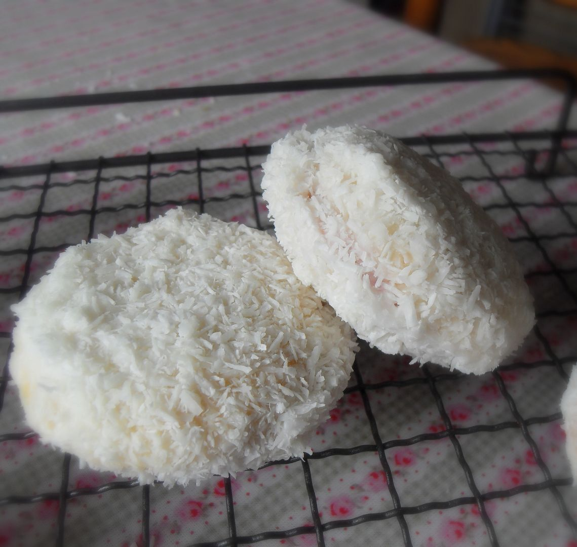 How to make a snowball in July . . . Scottish Snowball Cakes