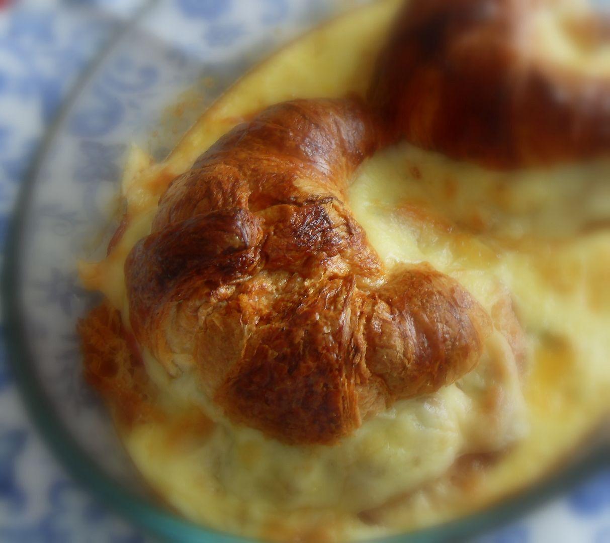 Croissant Brunch Bake