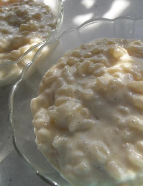 The Best Rice Pudding Ever