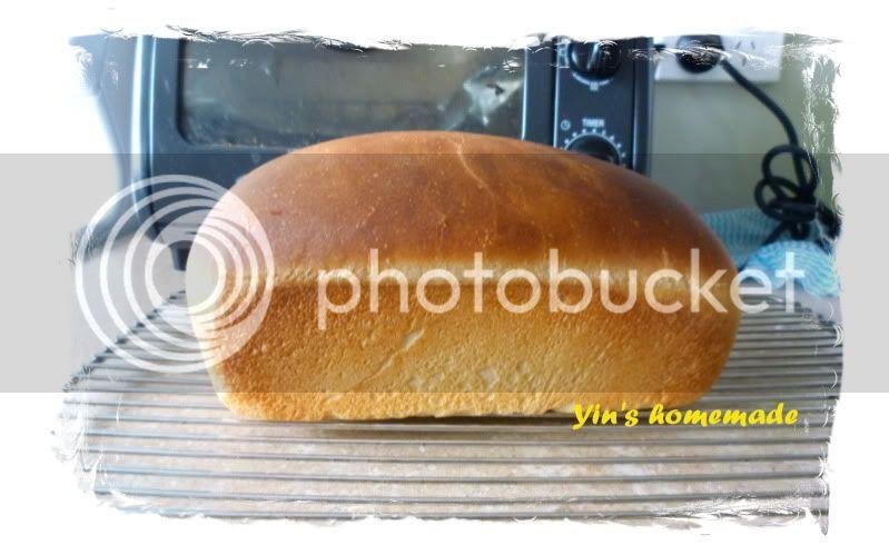Sweet Loaf 甜面包