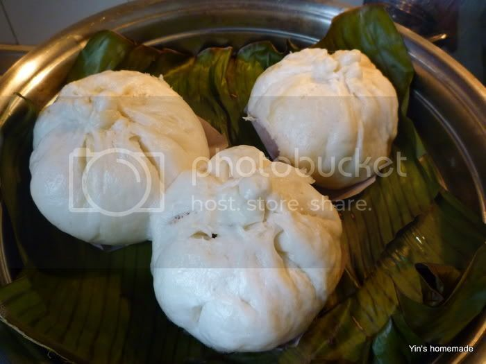 Steamed Buns (Baozi/Pau) 包子