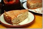 пирог творожный со сгущенкой