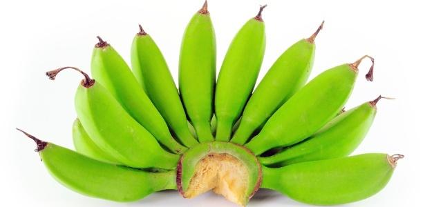 Alimento do momento: biomassa de banana verde