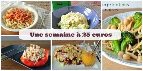 Manger bien, bon et vegan pour 25€ par semaine : Challenge