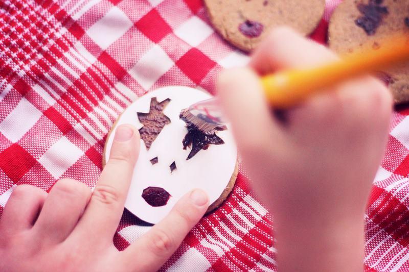 Biscoito de natal para fazer com as crianças