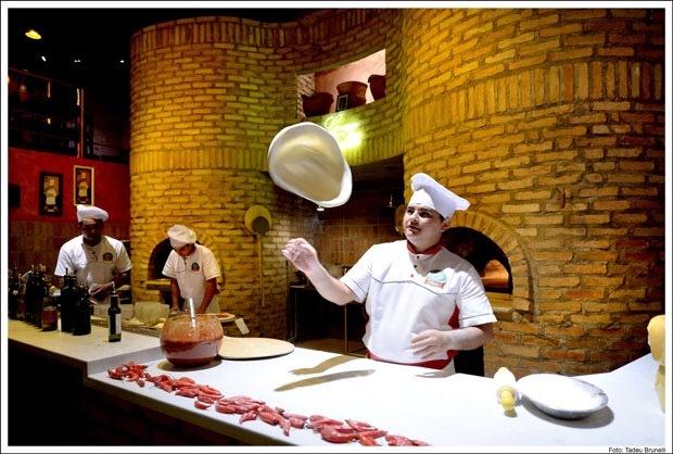 Graça Di Napolli ganha o prêmio de melhor pizzaria de São Paulo