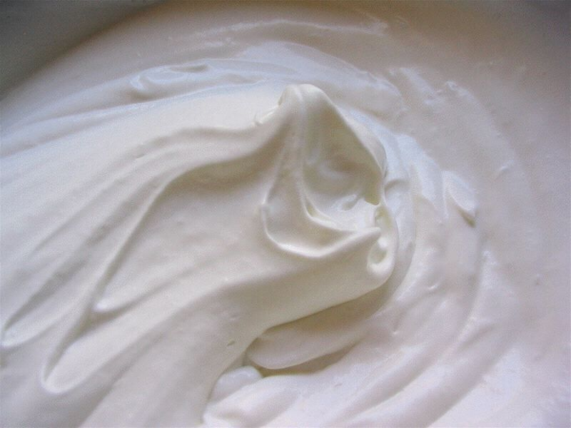 Crema Chantilly para tus postres mas especiales