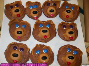 Puppy Dog Cupcakes!