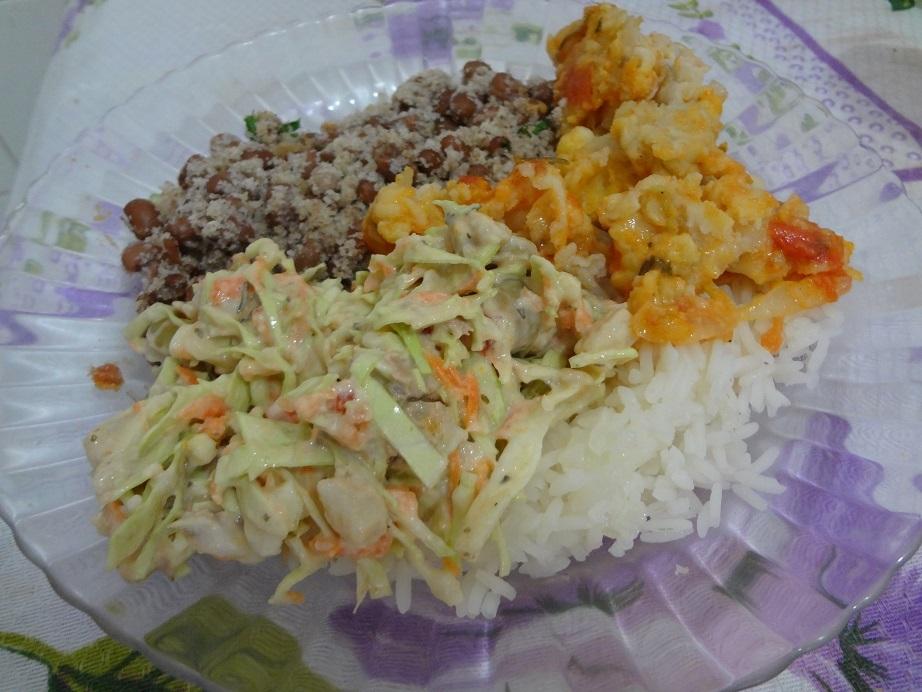 Salpicão de Salada de Atum e Batata