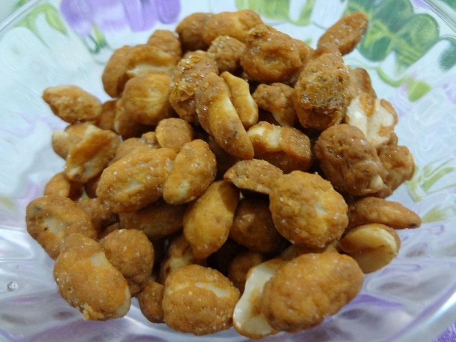 Amendoim com mel – Yoki