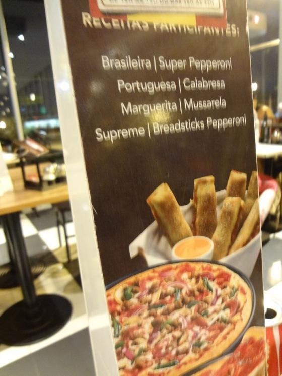 massa para pizza rodizio