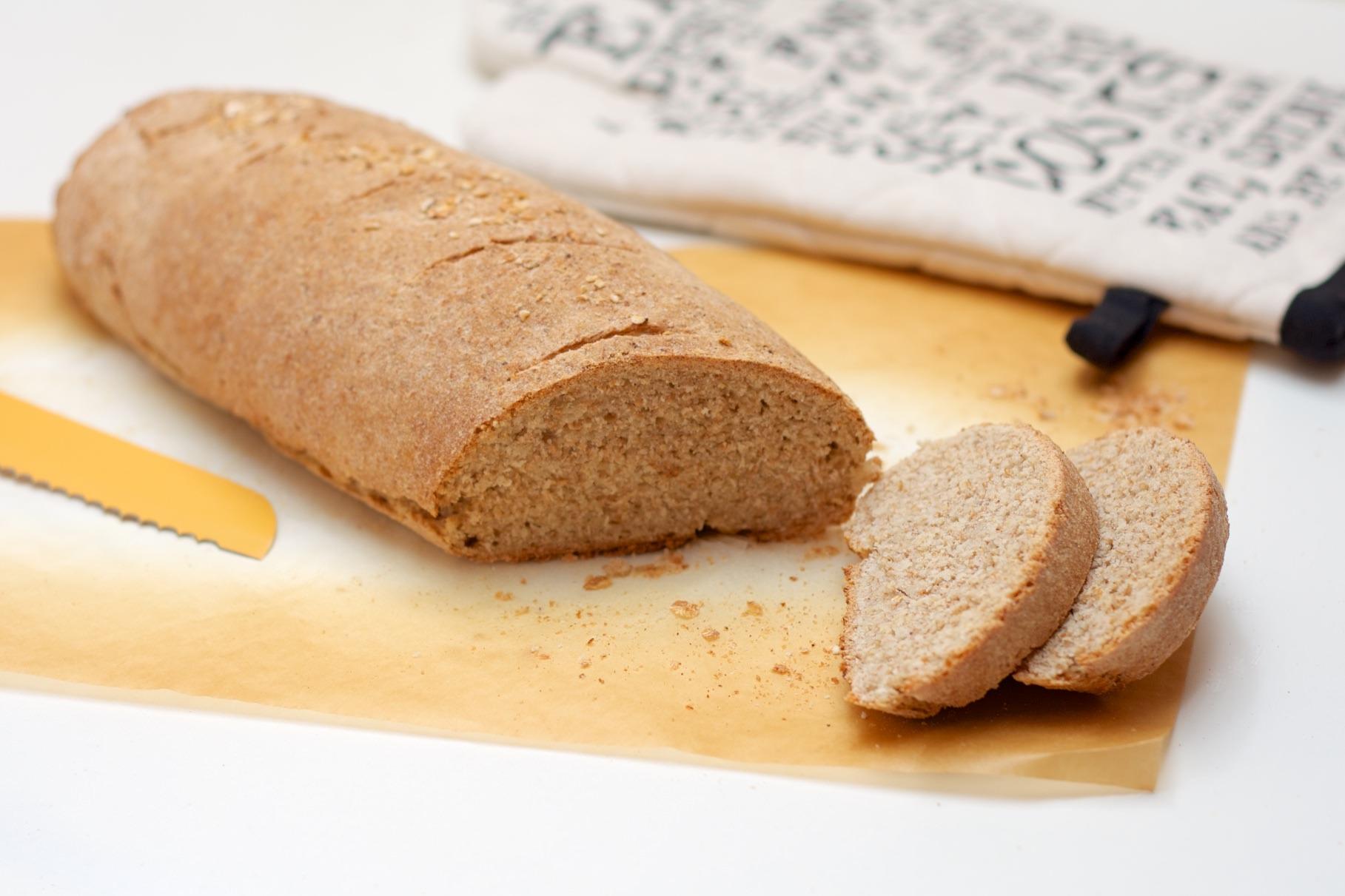 Integralni kruh sa zobenim pahuljicama