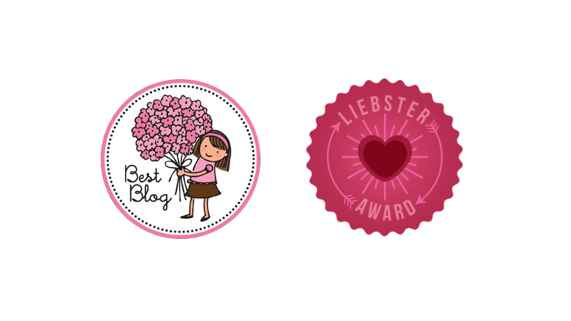 "Premios ""Best Blog"" y ""Liebster Award"""