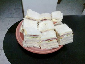 palmitos sandwich
