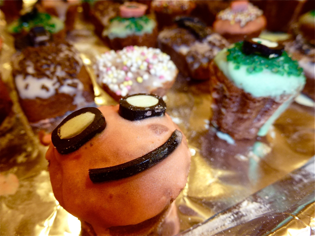 Repas d'Halloween et plein de recettes d'Halloween