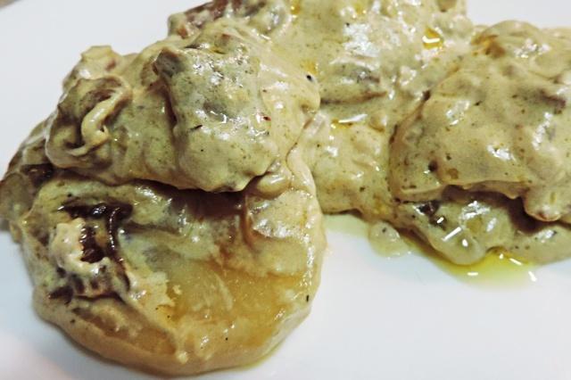 Batatas ao Funghi