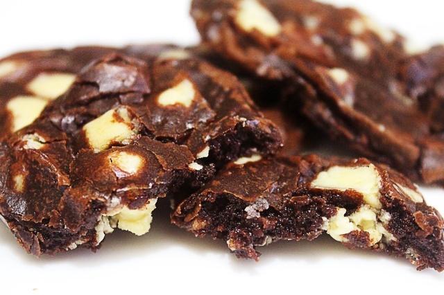 Cookie Preto e Branco