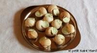 Escargots au beurre à l'ail