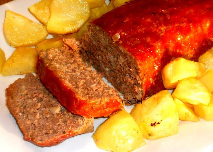 Pan de Carne - Pastel de carne