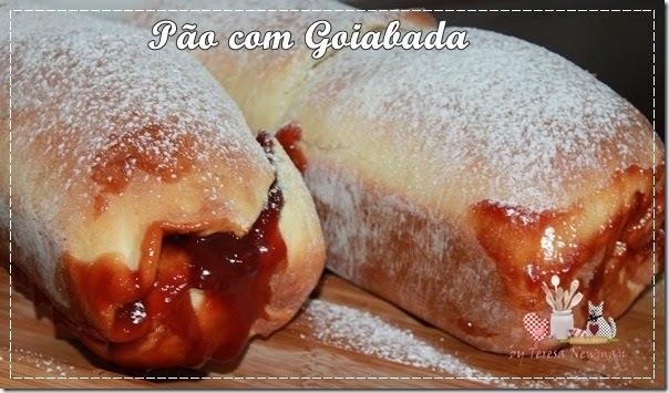 Pão com Goiabada