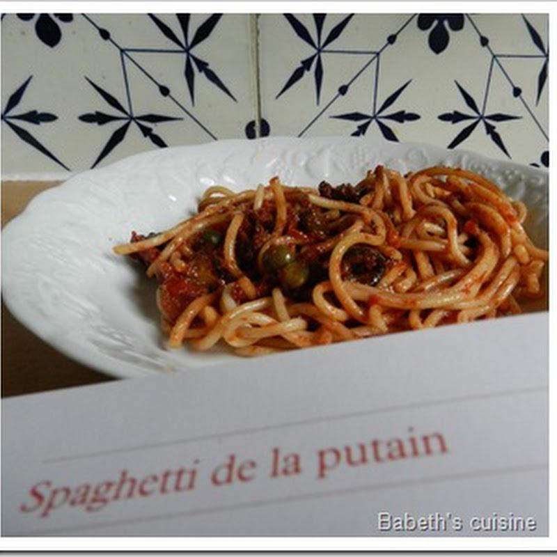 Des spaghettis à déconseiller à DSK en ce moment…..