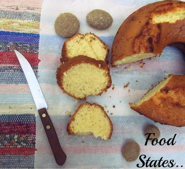 Κέικ νηστίσιμο με ινδοκάρυδο
