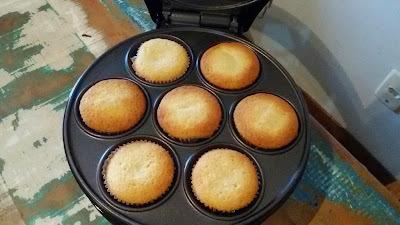 Máquina de cupcakes da Britânia