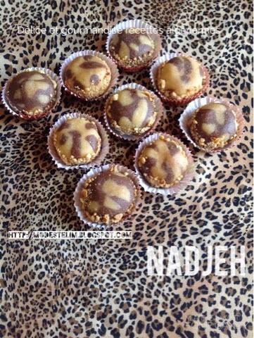 Gâteaux sans cuisson Léopard