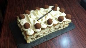 Tiramisu cake 2.0