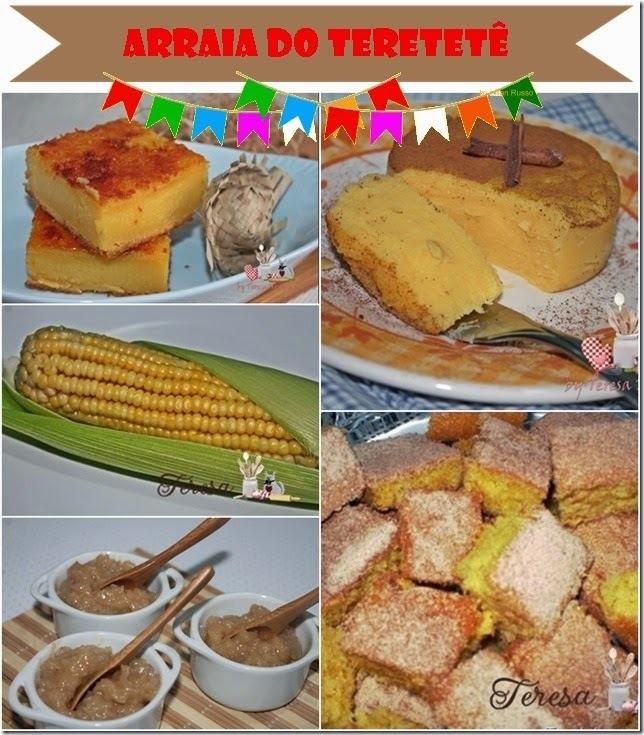 ideias de comida para festa